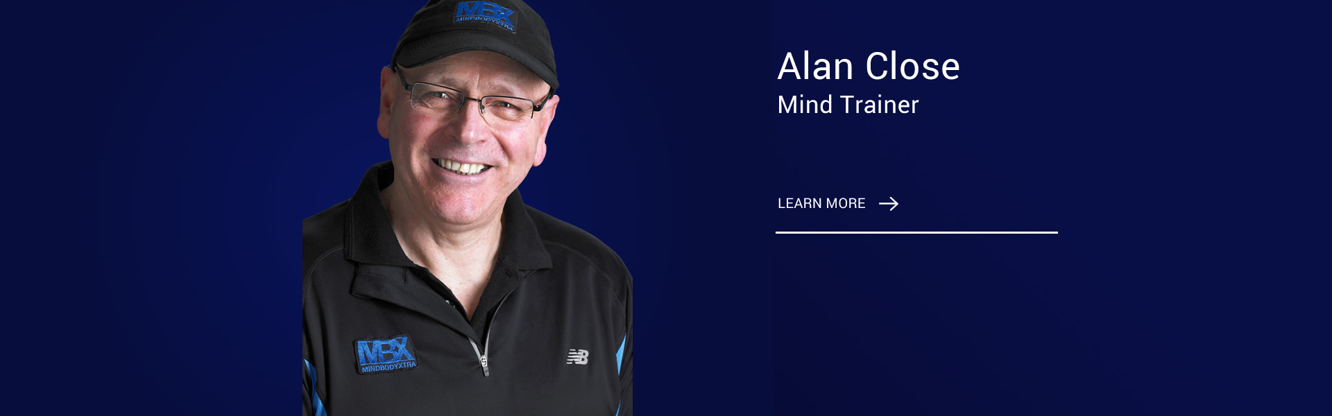 Alan Close - Mind Trainer. Learn More